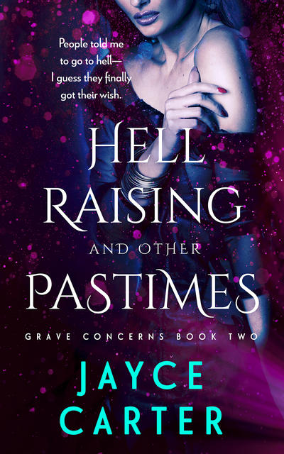 Hell Raising and Other Past-times cover