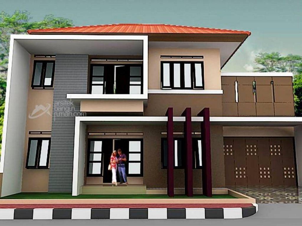 Model Rumah Minimalis Modern Idaman