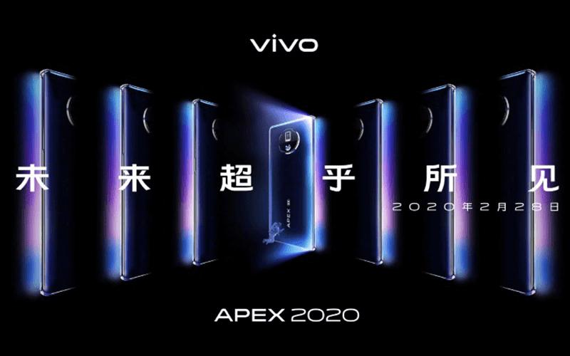 APEX 2020 teaser