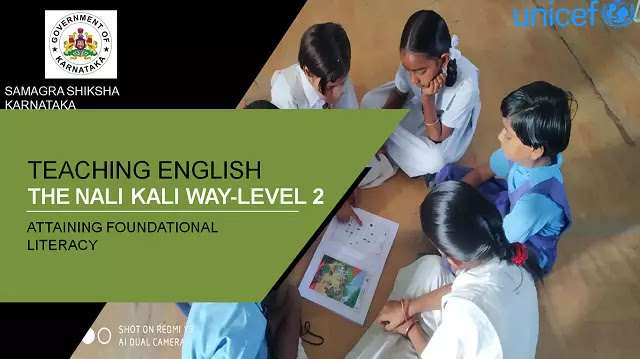 How English Nali Kali Supports Foundational Literacy in English - an overview