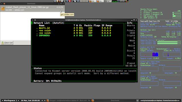 Install Kismet di Ubuntu