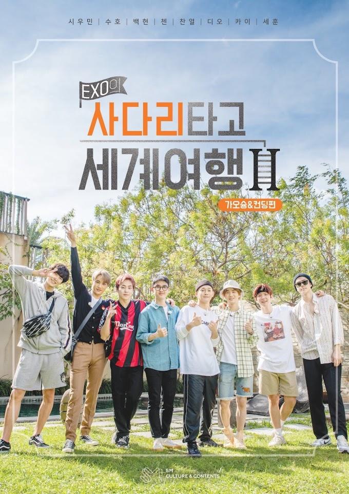 Tentang 'Travel the World on EXO's Ladder Season 2'