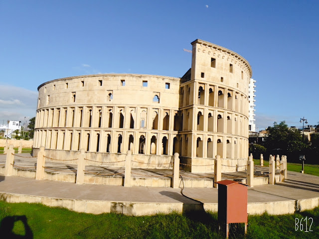 Colosseum Rome- Seven Wonders Park kota