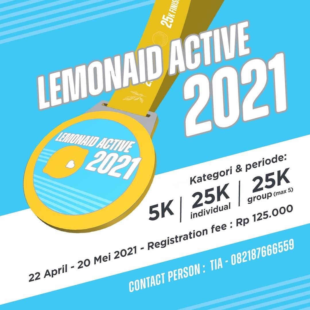 LemonAid Active • 2021