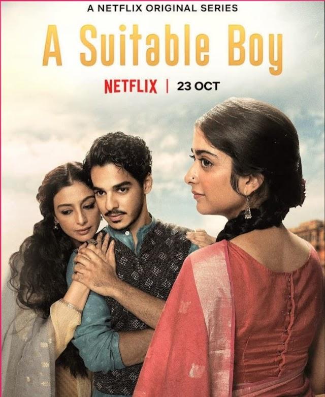 A Suitable Boy 2020 S01 E01 06 x264 720p Esub NetFLix Hindi  GOPI SAHI