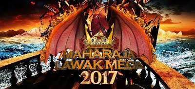 MLM2017, Maharaja Lawak Mega 2017, Finalis MLM2017, Bocey, Shiro, Dzawin, Zero, Puteh,