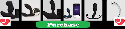 prostate massagers by lovehoney