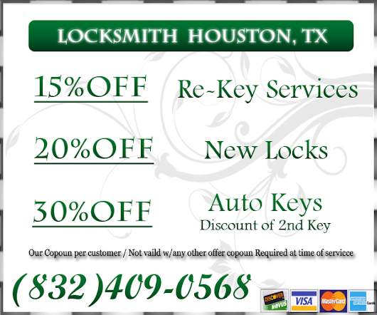 Houston 24 Hr Locksmith