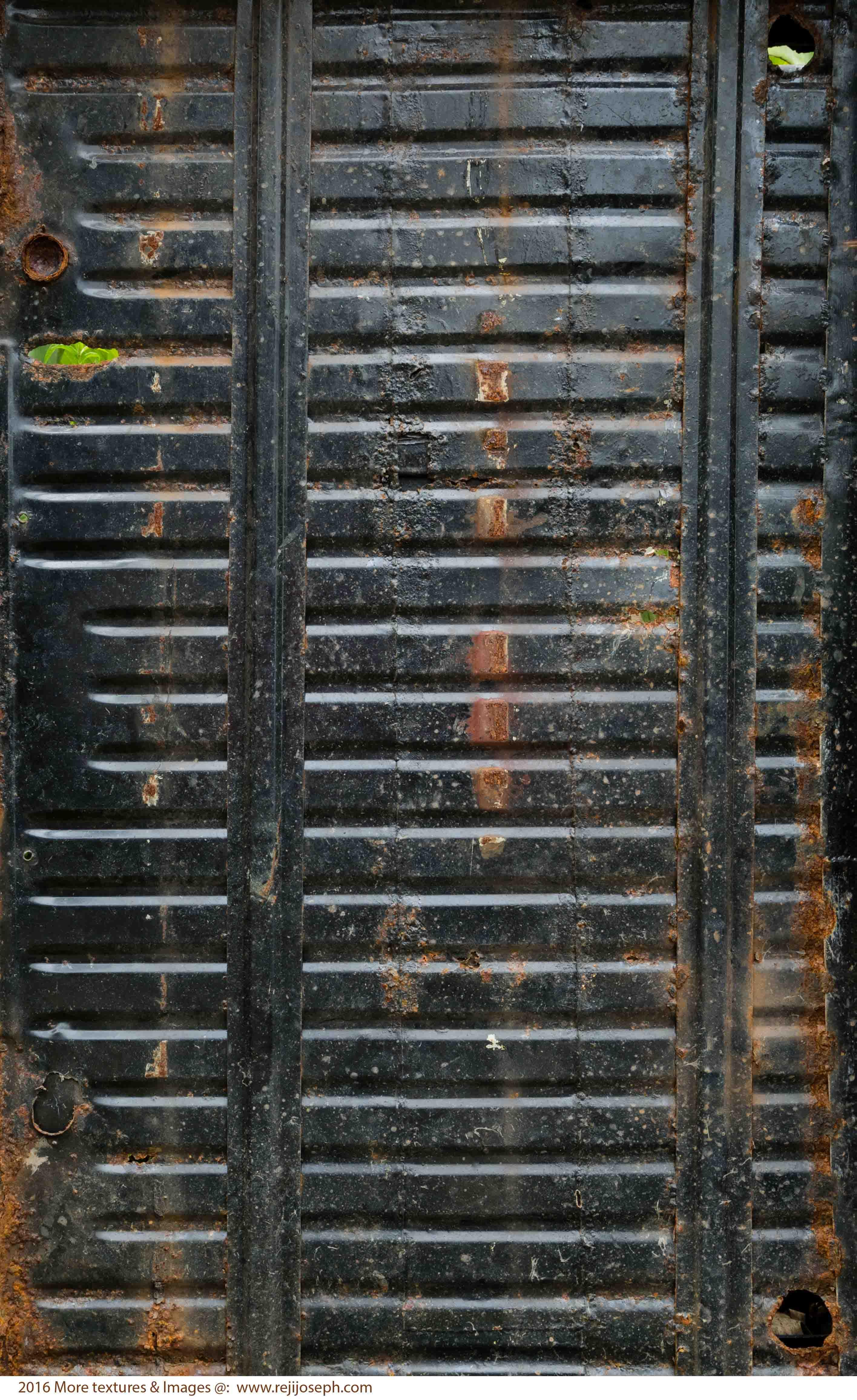 Rusty metal texture 00020