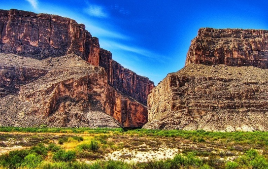 7 Top-Rated Tourist Attractions in Texas 2018 Big Bend National Park of Texas