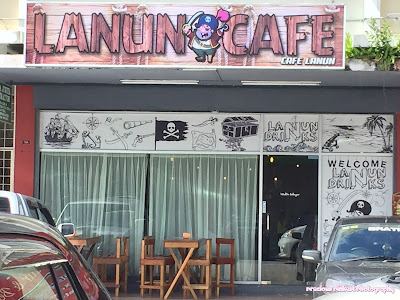 Image result for lanun cafe sandakan