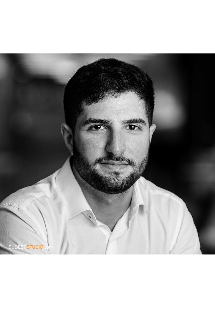 Best Black White Business Portraits Website for IT Software Technology Startups by SudeepStudio.com Ann Arbor Best Portrait Photographer