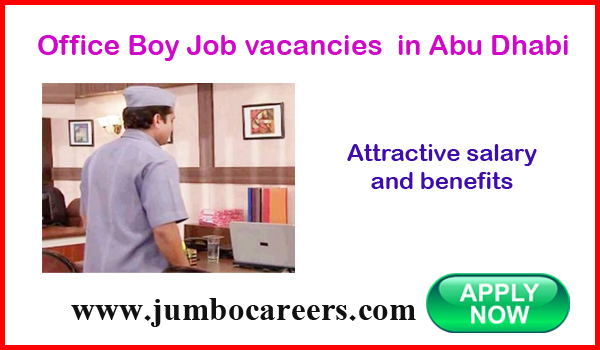Recent UAe jobs with salary and benefits, Gulf job opportunities,