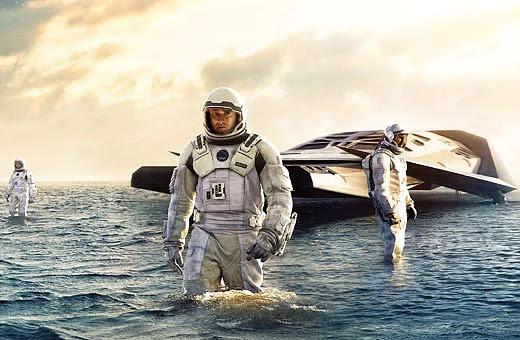 Yıldızlararası Film Görseli