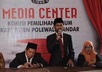 Rustang Ketua KPU Sulbar Periode 2018-2023