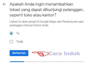 Edit google bisnisku