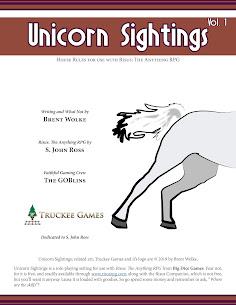 Unicorn Sightings
