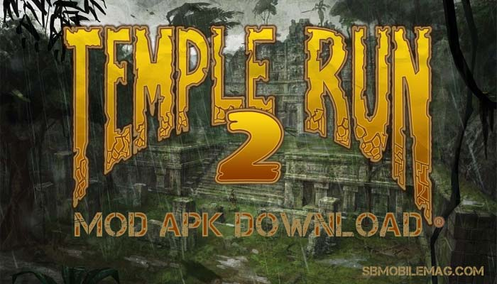 Temple Run 2 Mod APK Download (unlimited coins and gems)
