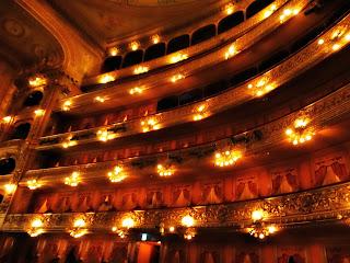 Galerias do Teatro Colón, Buenos Aires