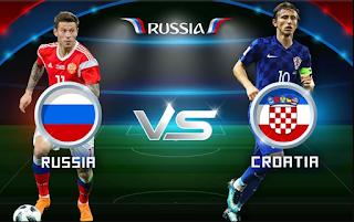 القنوات المفتوحة الناقلة لمباراة روسيا ضد كرواتيا