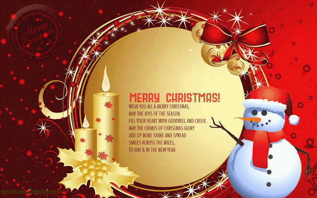 wishes for christmas