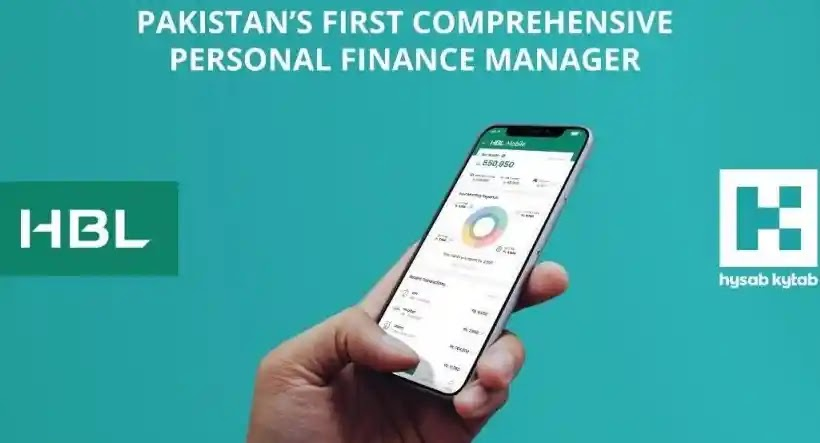 HBL launches the first comprehensive Personal Managementtool supported by Hysab Kytab in Pakistan