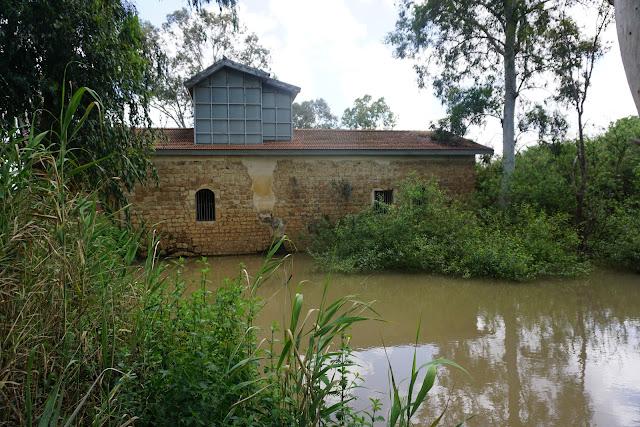 מים וטחנת קמח -אבו רבאח