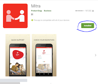 Airtel Mitra Agent Onboarding