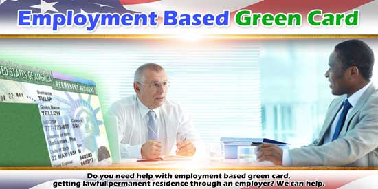 Job that will get You an Employment-Based Green Card