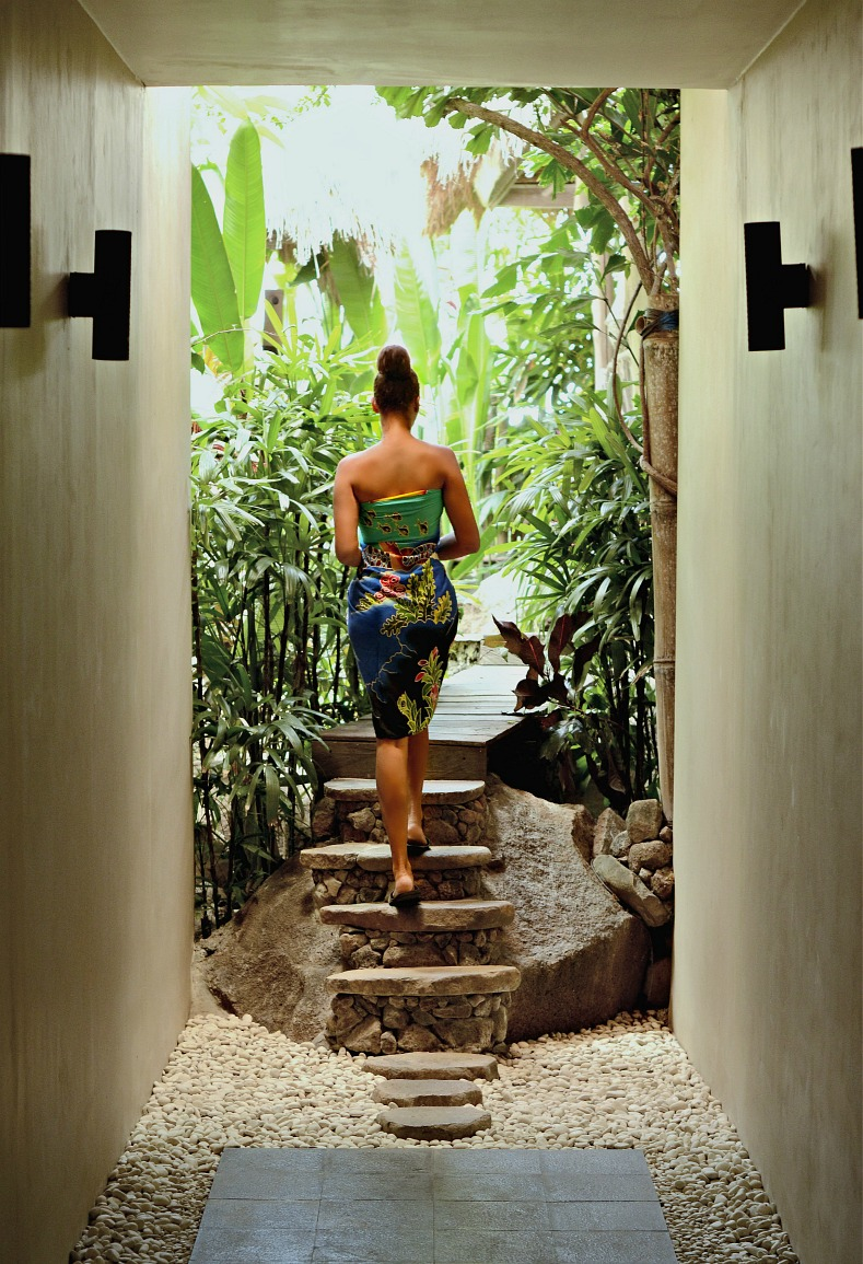 Tamara Chloé, Channa Spa, The Griya Villas And Spa, Amed, Bali, Indonesia