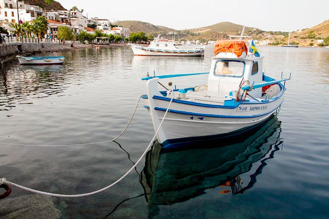 Patmos Adası gezilecek yerler