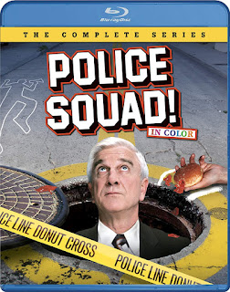 Police Squad – Miniserie [BD25] *Subtitulada