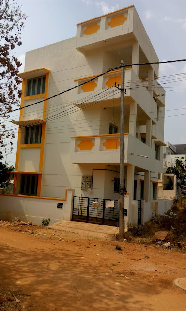Residential Building Construction by Kumud Innovator