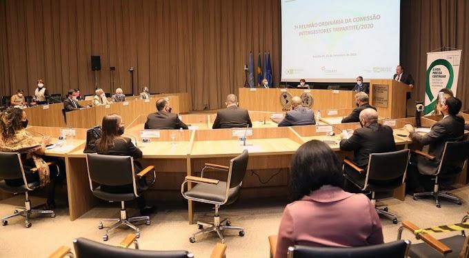 CIT: plano prévio com estratégias de vacinação contra Covid-19 é apresentado