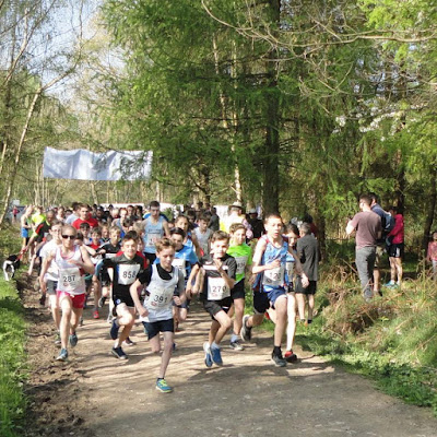 The Larkfleet Group of Companies sponsors Bourne Run in the Wood