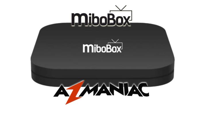 Lançamento Receptor MIBOBOX