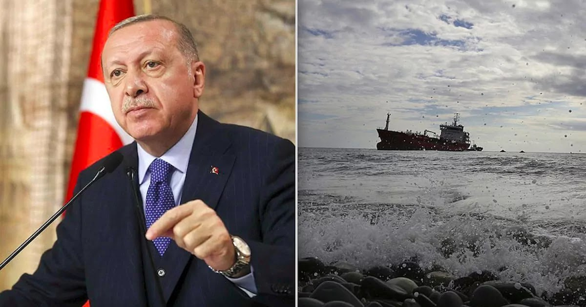 Erdogan Blames Greece And Cyprus After Turkish Ship Funnelling Weapons To Libya Is Seized By German Commandos