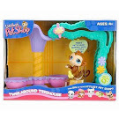 Littlest Pet Shop Small Playset Monkey (#PP2) Pet