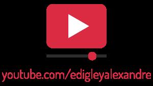 Inscreva-se no Canal - Prof. Edigley Alexandre