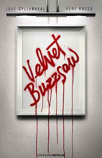 Velvet Buzzsaw - HDRip Dual Áudio