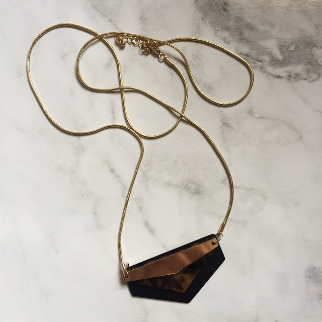 Katies necklace | Almost Posh