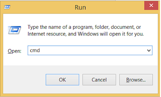 How to open command prompt in windows