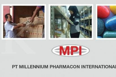 Lowongan PT. Millennium Pharmacon International Tbk Pekanbaru September 2019