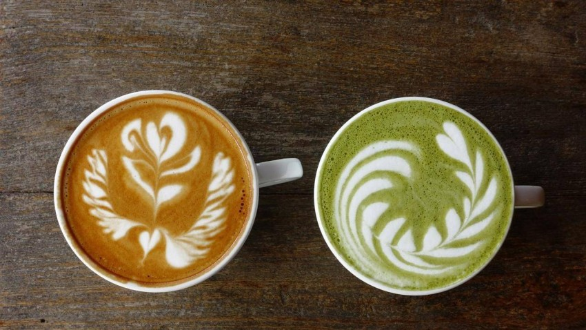 Is matcha better than coffee? All you need to know Coffee and matcha each provide fast energy with antioxidants, and they also boost the body and brain in different ways. Matcha has a long history in Japan, but this ancient green tea has an increasingly bright future around the world.