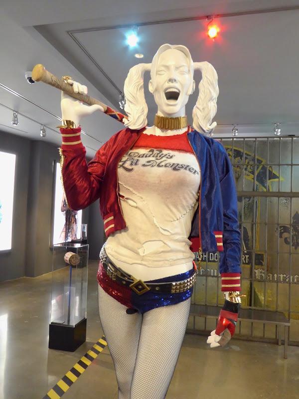 Margot Robbie Harley Quinn Suicide Squad costume