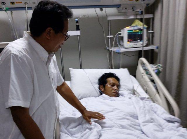 Masiku Tersangka Suap, Adian Napitupulu: Dia Korban atau Pelaku? Korban!