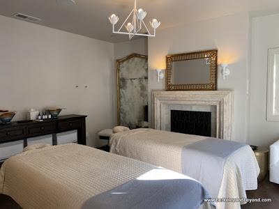 full-service spa at Kenwood Inn & Spa in Kenwood, California
