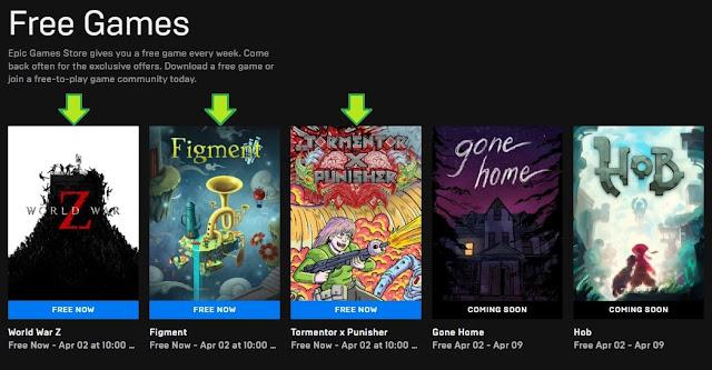Game Gratis Berikutnya Gone Home dan Hob pada April 2020 di Epic Games