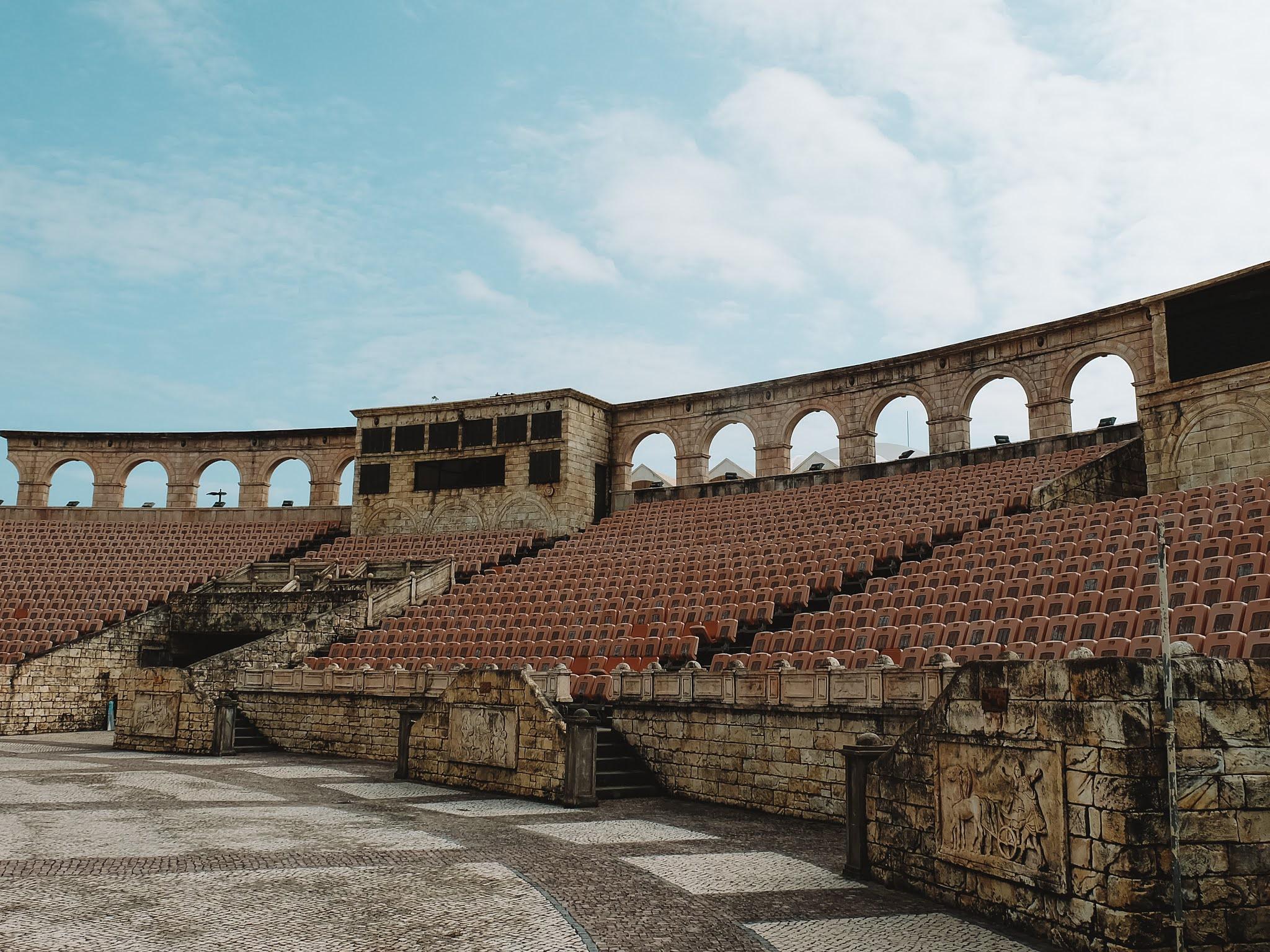 Miniatur Colosseum Roma
