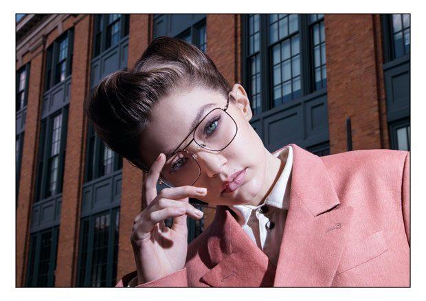 91a7fd760c DIARY OF A CLOTHESHORSE  Gigi Hadid x Vogue Eyewear Special ...